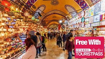 istanbul grand bazaar guided tour
