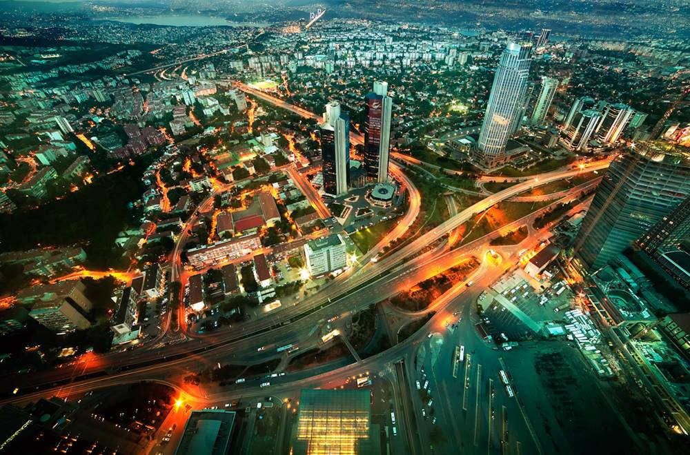 istanbul sapphire observation deck