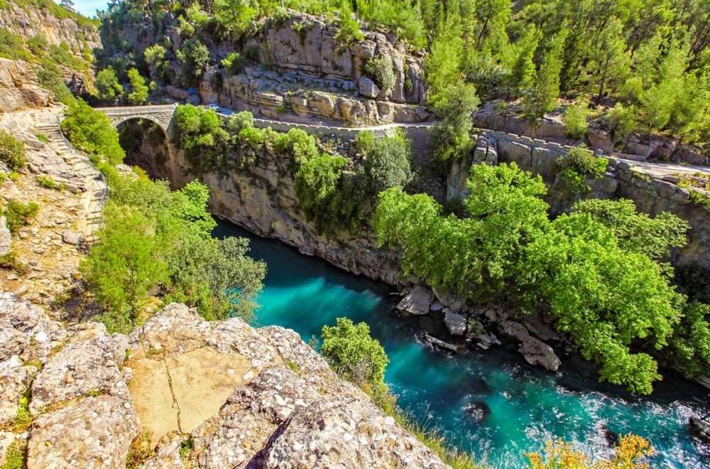 Belek Eagle Canyon Tour