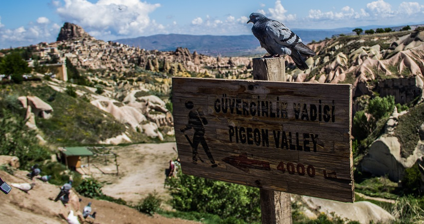2 Day Trip To Cappadocia From Belek