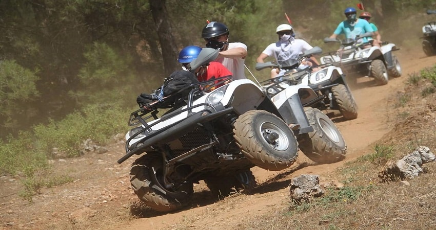 Belek Quad Safari Tour