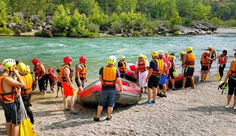 Belek Rafting Tour
