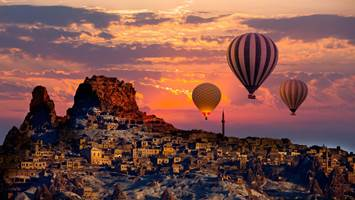 Belek Cappadocia Tour