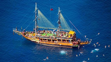 Side Manavgat Boat Trip