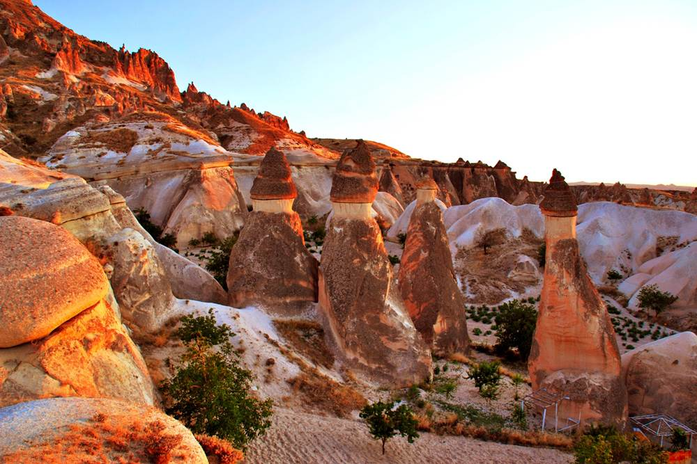 2 Days Cappadocia Tour From Side