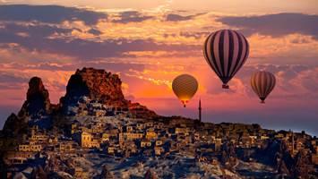 Side Cappadocia Tour With Hot Air Balloon Flight
