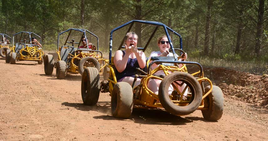 Sarigerme Buggy Safari
