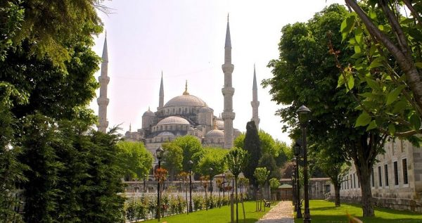 Sarigerme Istanbul Day Trip