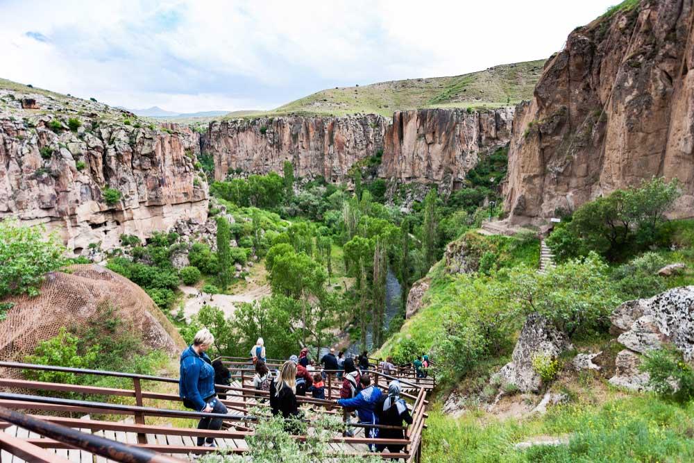 2 Days Cappadocia Tour from Nevsehir or Kayseri Airport