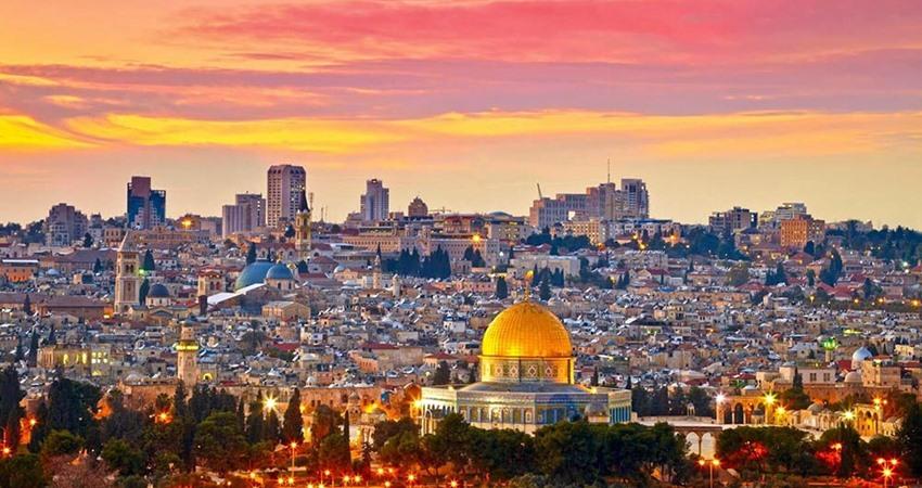 Antalya Day Trip To ISRAEL