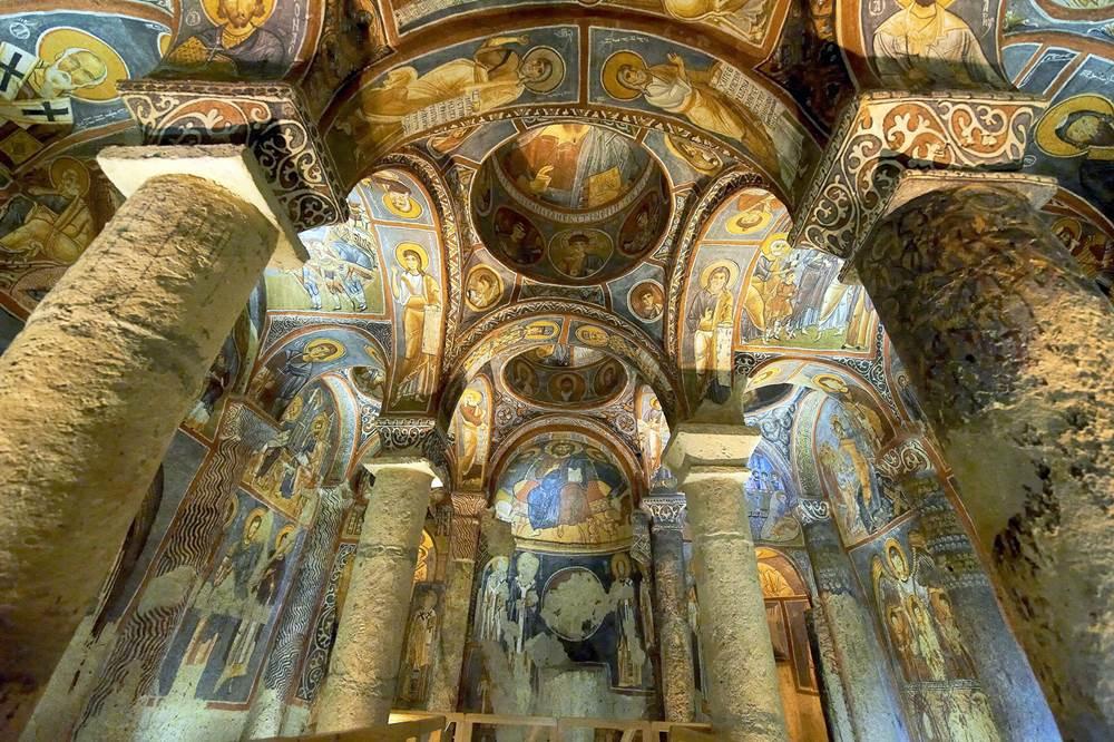 Antalya Cappadoica Tour