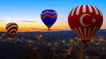 Antalya Cappadocia Tour With Hot Air Balloon Flight