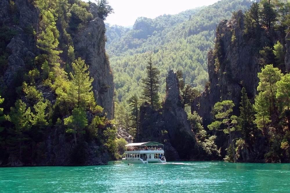 Antalya Green Canyon Boat TripAntalya Green Canyon Boat Trip