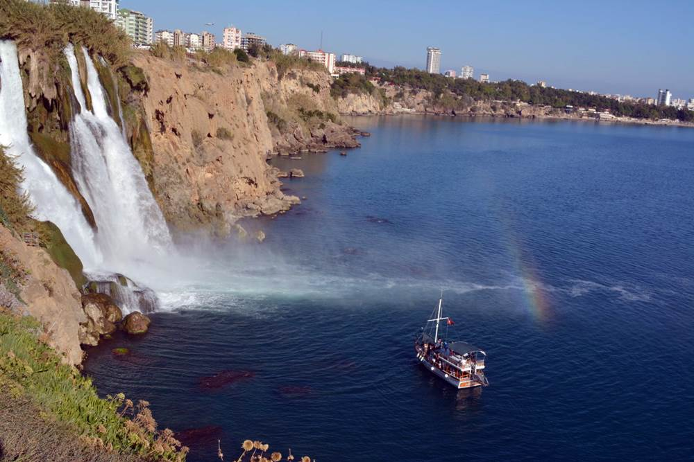 Antalya City Tour With Waterfalls and Cable Car