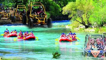 Antalya Rafting & Buggy Safari Tour