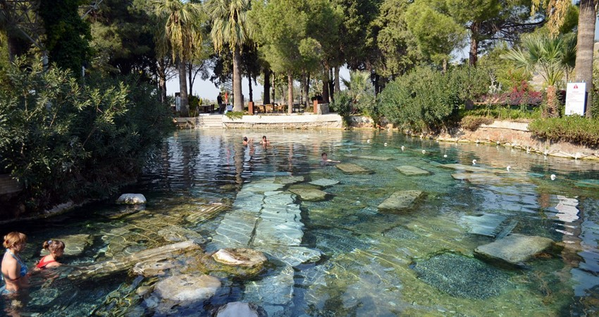 Bodrum Ephesus Pamukkale TourBodrum Ephesus Pamukkale Tour