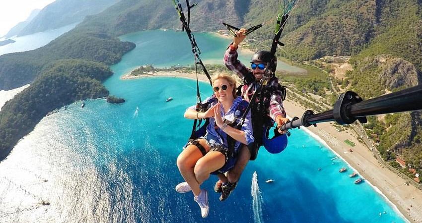 Antalya Paragliding Experience