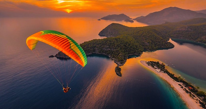 Bodrum Paragliding
