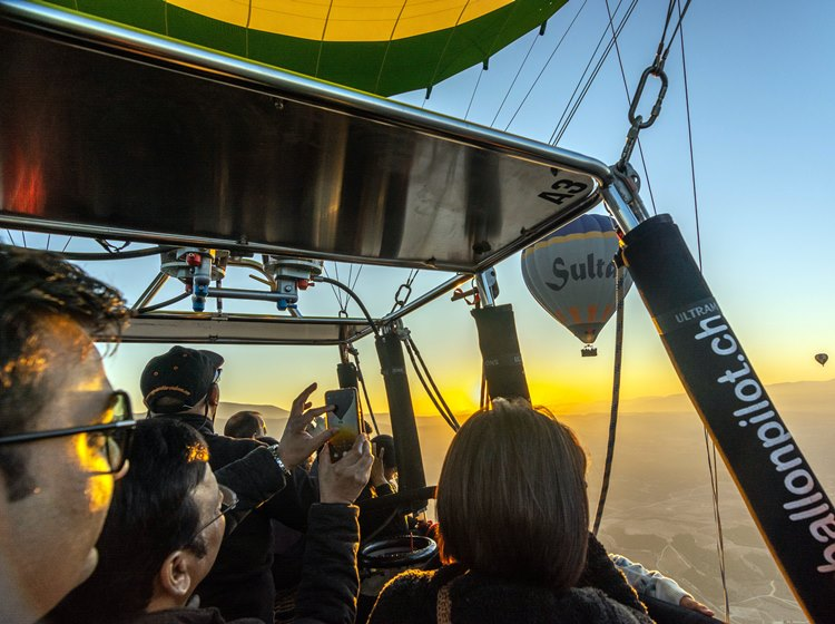 Bodrum Balloon Tour