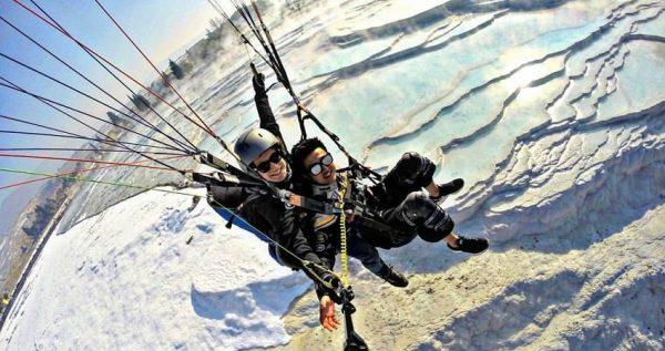 Pamukkale Paragliding