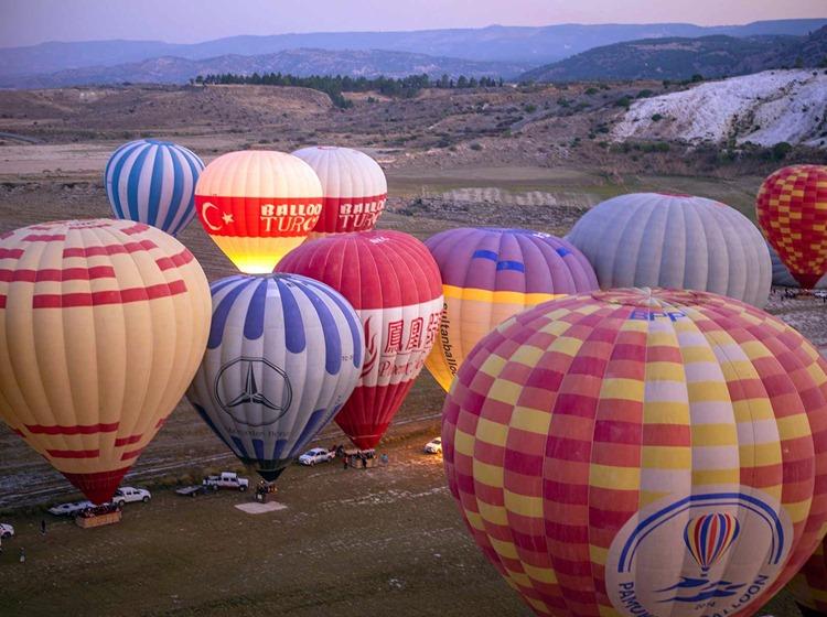 Pamukkale Balloon Tour