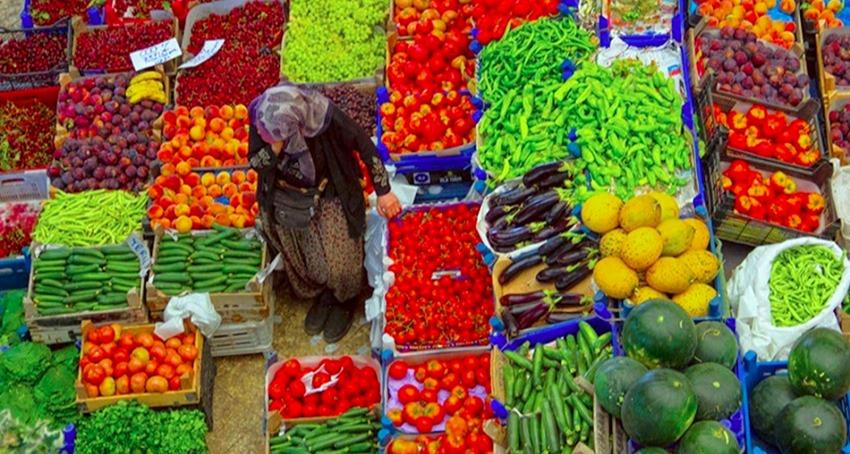 Turunc Mugla Market Tour
