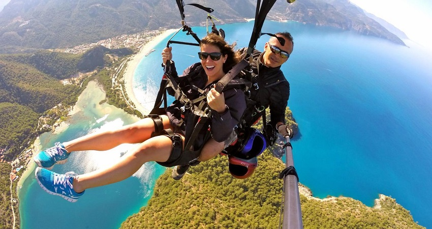 Turunc Paragliding