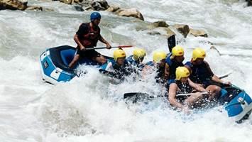 Turunc Rafting