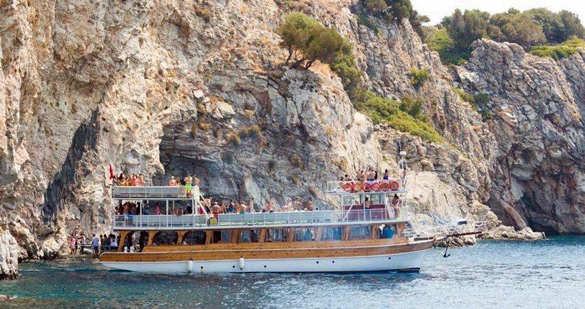 Icmeler Boat Trip