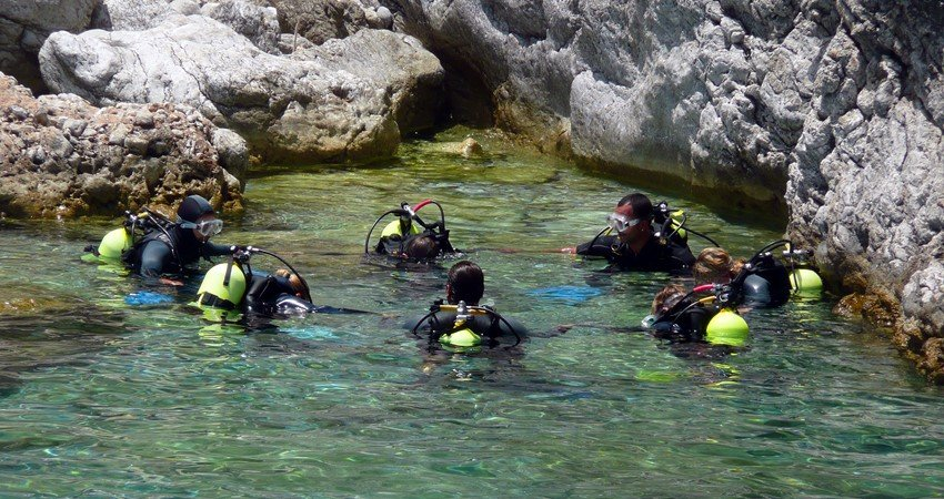 Icmeler Diving
