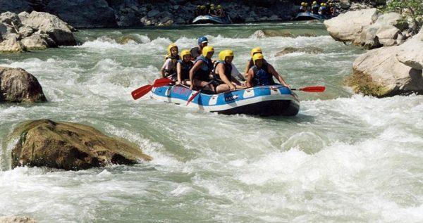 Icmeler Rafting