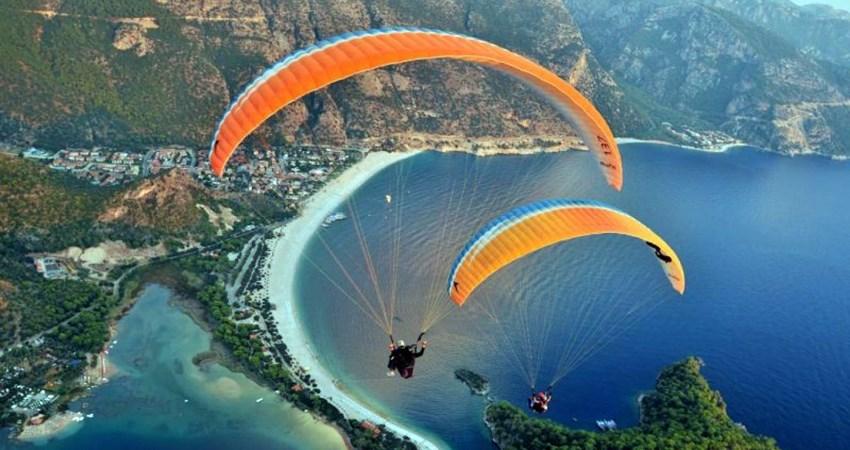 Icmeler Paragliding