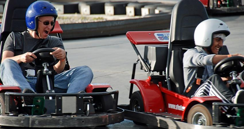 icmeler go karting
