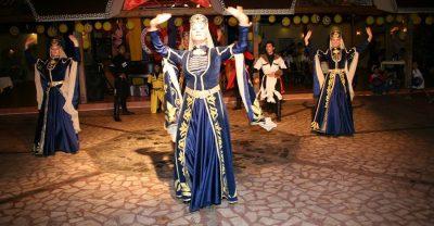 Icmeler Turkish Night