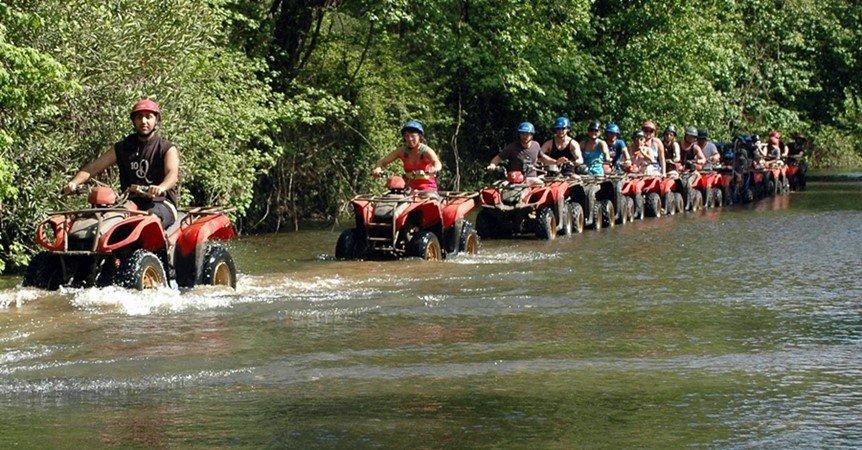 Icmeler Quad Safari
