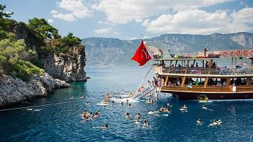 Marmaris Aegean Islands Boat Trip