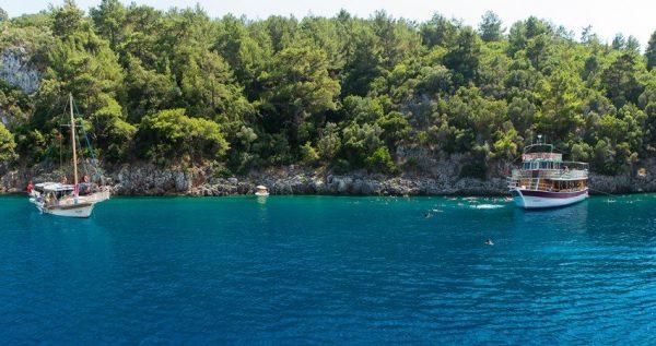 Marmaris Cleopatra Island