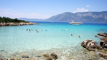 Marmaris Cleopatra Island Boat Trip
