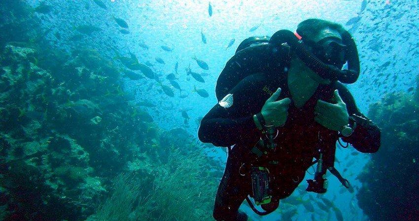 Marmaris Diving Tour