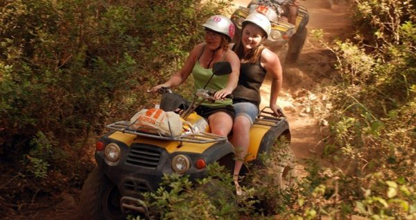 Marmaris Quad Safari