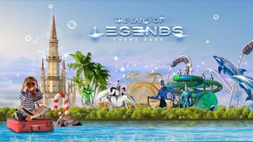 Alanya Land Of Legends 2in1 WaterPark & Evening Show