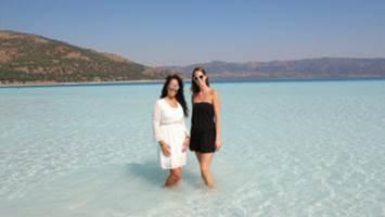 Alanya Salda Lake & Pamukkale Tour (No-Shopping)