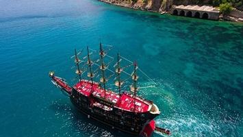 Alanya Viking Boat Trip
