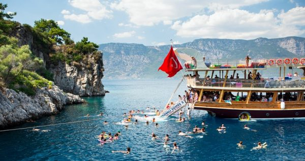 Turunc Cleopatra Island