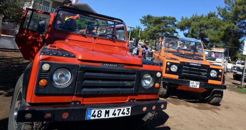 Turunc Jeep Safari
