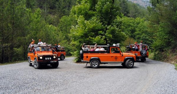 Turunc Jeep Safari