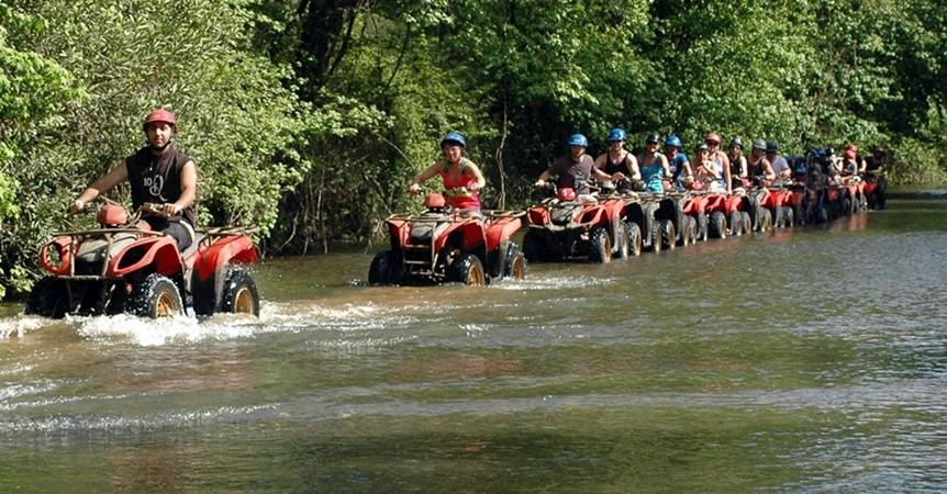Turunc Quad Safari