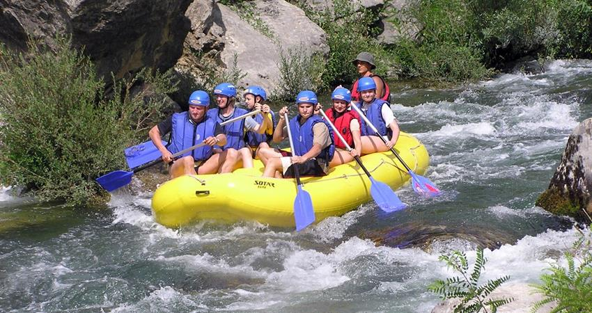 Turunc Rafting Tour