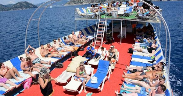 Turunc Boat Trip