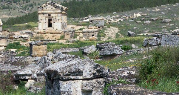 Turunc Pamukkale Tour